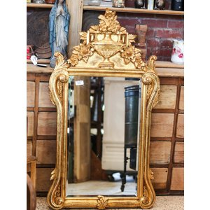 Decorative Embossed Mirror
