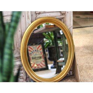 Decorative Oval Mirror