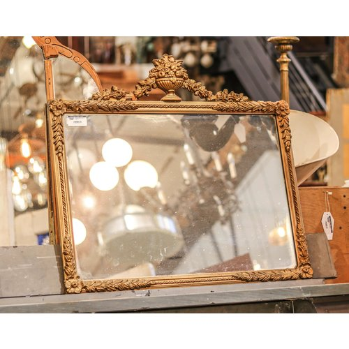 """Embossed Mirror 30.5""""w x 28.5""""H"""