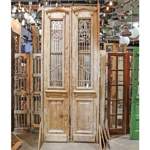 Egyptian Double Doors