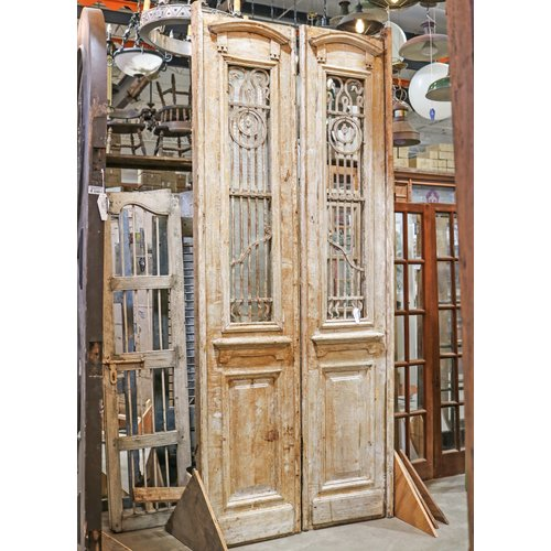 Egyptian Double Doors