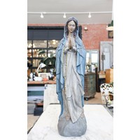 Vintage  Virgin Mary- Reproduction