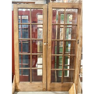 10 Light French Doors