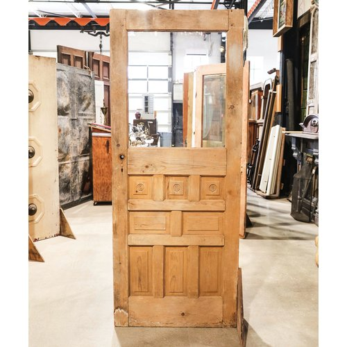 8 Panel Half Light Door