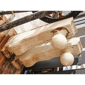 Large White Corbels - Pair