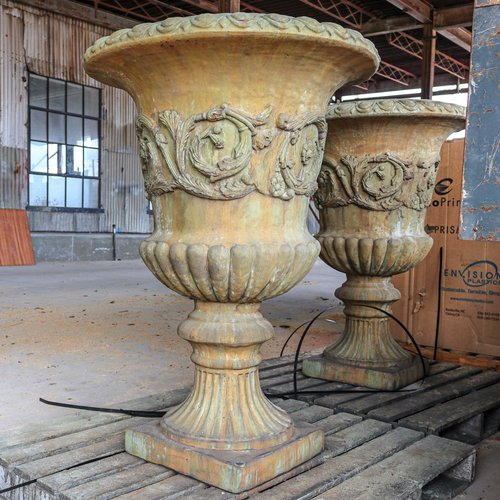 Gallery Scroll Urn