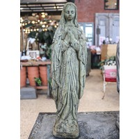Ancient Age Statue Of Mary