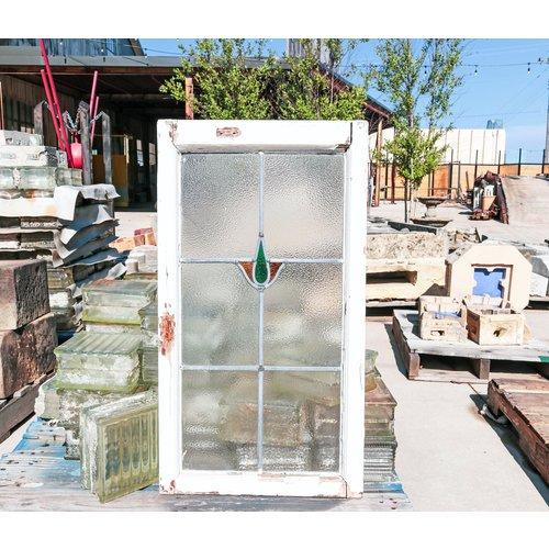 Stained Glass Window - Tear Drop
