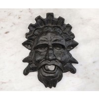 Green Man Bottle Opener
