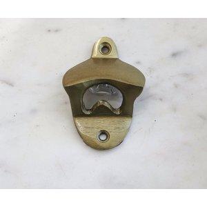 Bottle Opener- Brass over iron