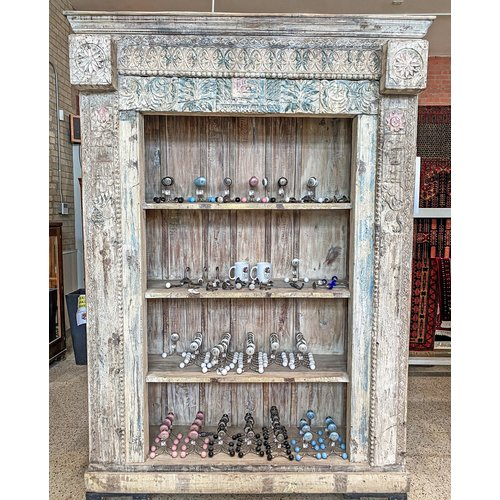Reclaimed Bookshelf from Northern India
