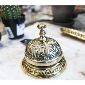 Brass Victorian Desk Bell