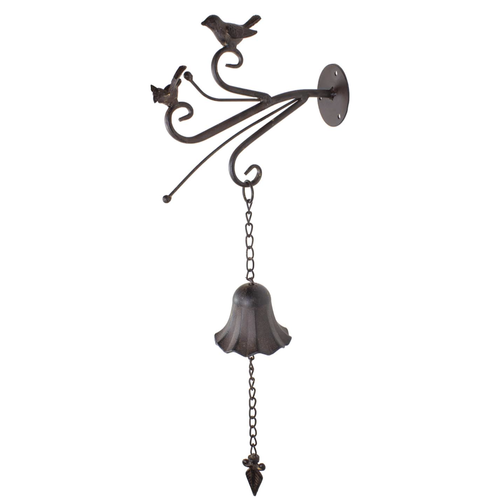 Bell with Birds