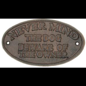 Never Mind Dog
