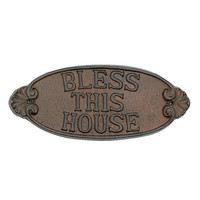 Bless This House- Sign