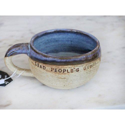 Periwinkle Hand Thrown Mug by Sage