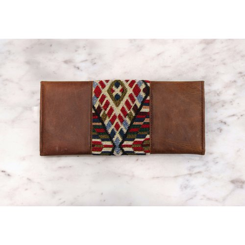 Marshe Holiday Vibes Marshé Leather Wallet