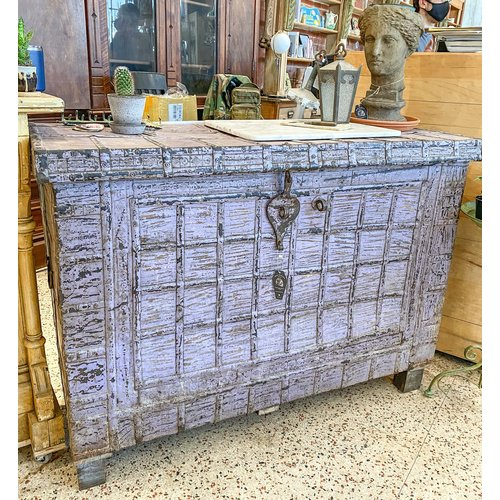 Wooden Chest from India