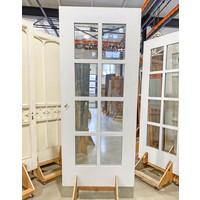 Modern 8 Light White Door