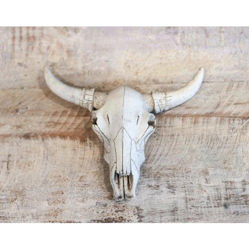 Longhorn Skull Plaque