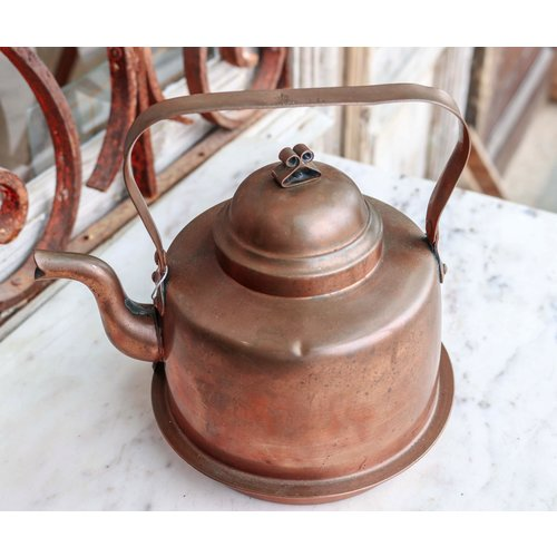 Copper Tea Pot - Small