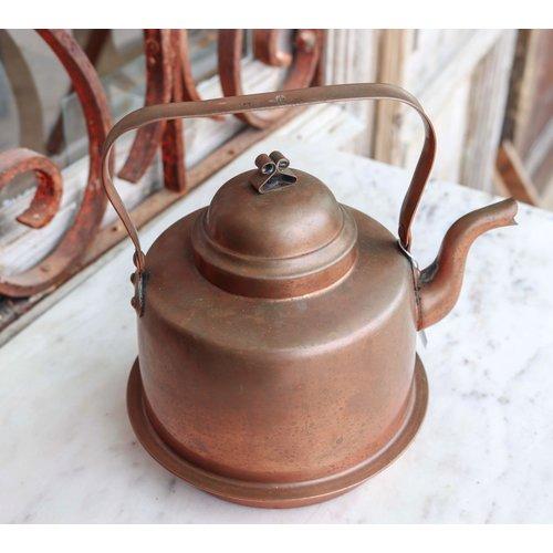 Copper Tea Pot - Small