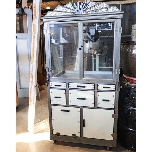 1930's Art Deco Popcorn Machine