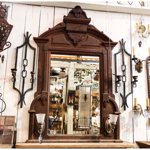 Eastlake Wooden Mirror