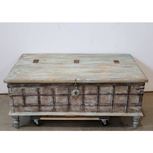 Solid Wood Storage Trunk Chest