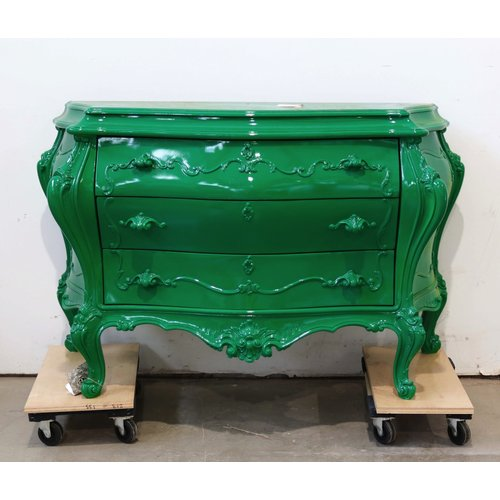 Frida Green Dresser