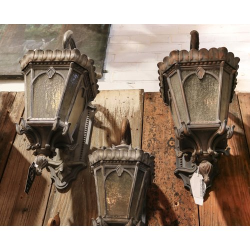 Large Victorian Style Exterior Sconce Light
