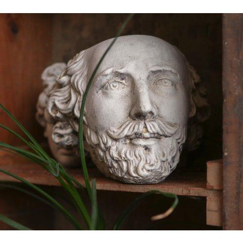 Shakespear Pot Head