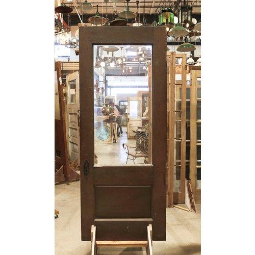 1 Panel 3/4 Light Door