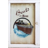 Boats For Rent- St. Louis Art