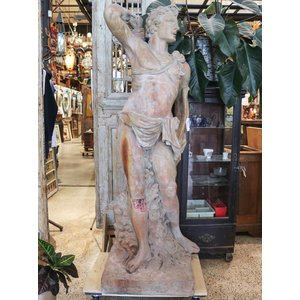 Life size statue of Orion