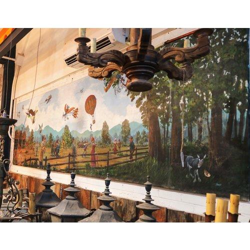 Ludivine Painting