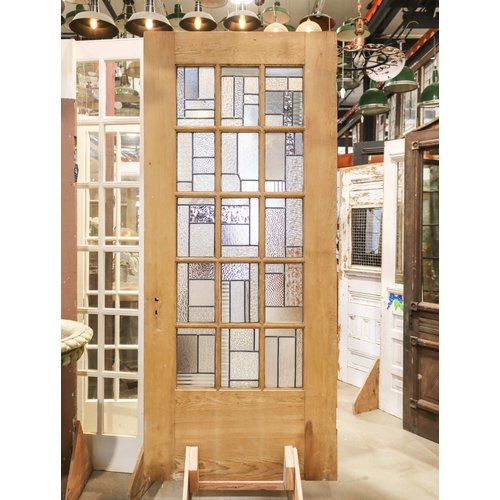 1910's 15 Light Door From Lincoln Terrance