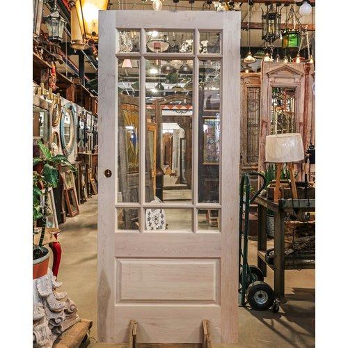 9 Light Arts & Crafts Door