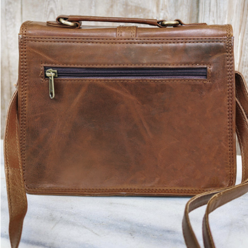 Lets get Down to Business- Marshé Leather Bag