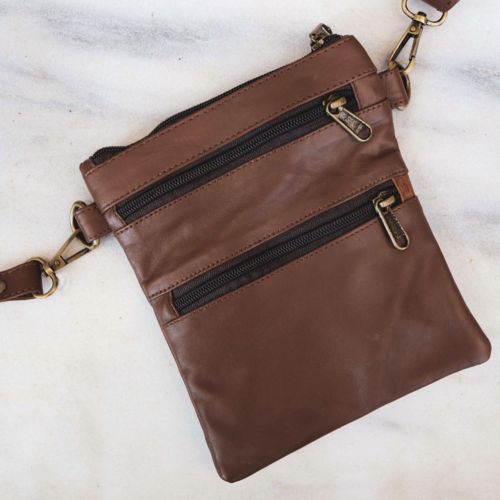 Type A Personality Marshé No. 3 Crossbody Leather
