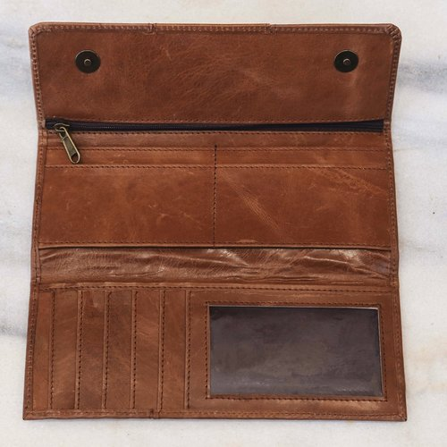 The Marshé Leather Wallet