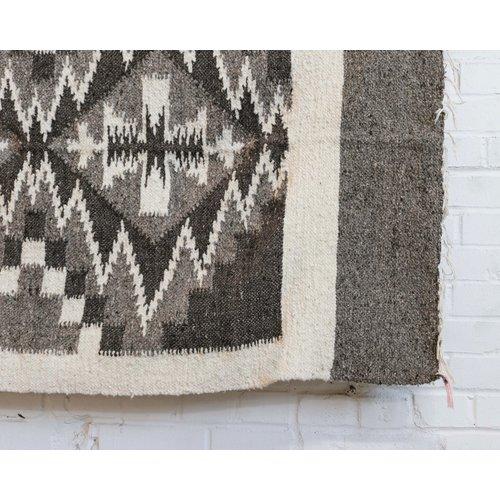 Marshé Home- Guatemala Hand-Woven Wool Rug, No. 11