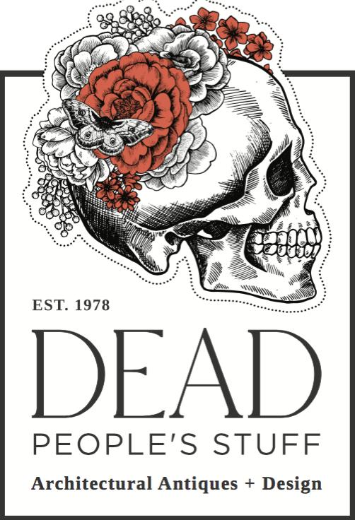 "Dead People's Stuff ""Architectural Antiques + Design"""