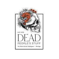 "Dead People's Stuff ""Architectural Antiques + Design"""