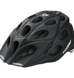 Catlike Catlike leaf black matte MD with visor