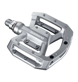 Shimano PD-GR500 Flat Pedals silver