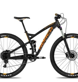 Norco Bicycles 18 Norco FLUID 3 FS L29 BLK/ORANGE