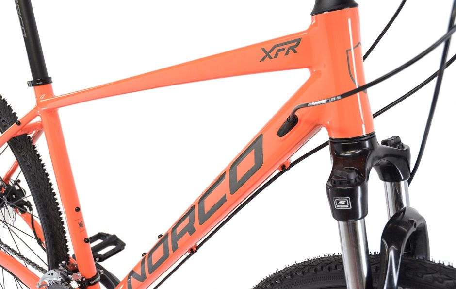 Norco Bicycles XFR 4 M ORANGE