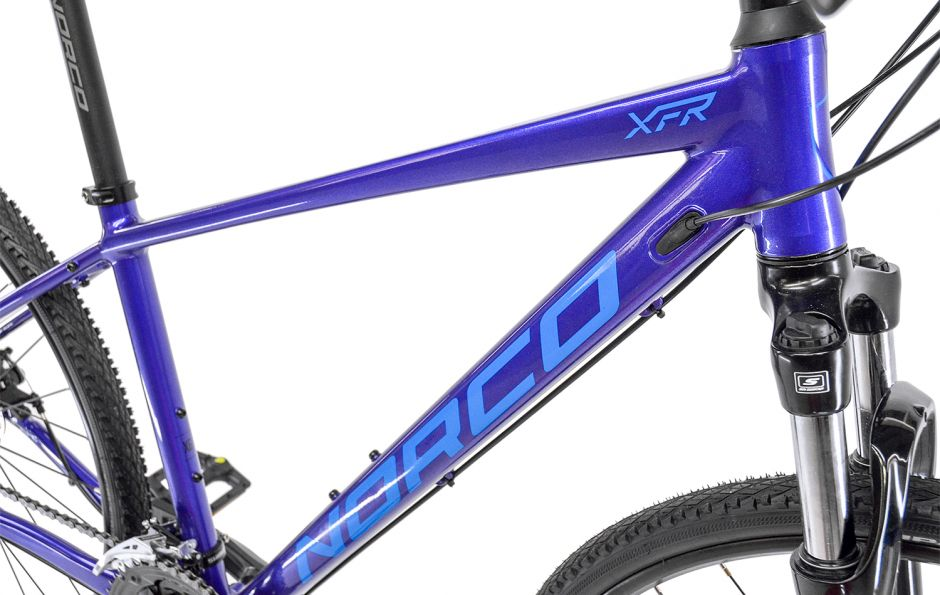 Norco Bicycles XFR 4 W S PURPLE