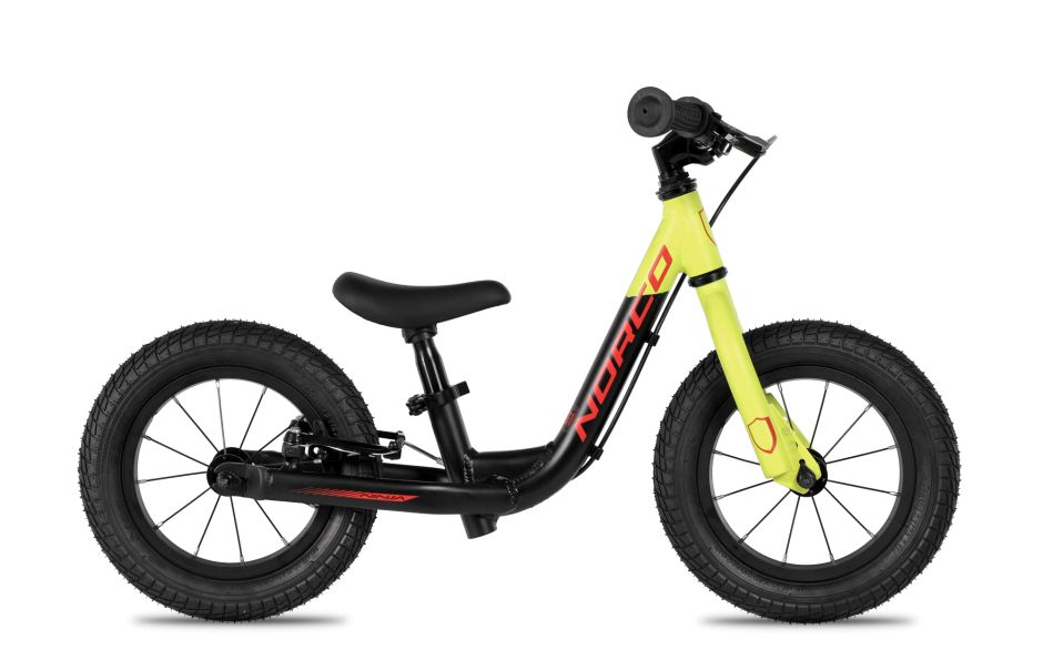 "Norco Bicycles NINJA RUNBIKE 12"" BOYS B/Y/R"